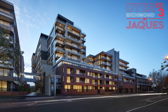 3 Dyer Street at Jaques